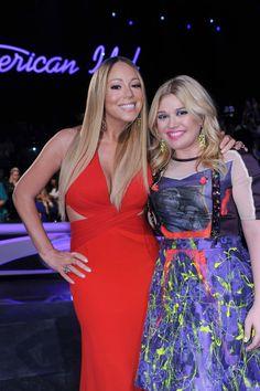 Mariah Carey And Kelly Clarkson | GRAMMY.com