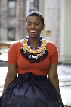 darkerberrysistas: (via imgTumble) Black Girls Killing It Shop BGKI NOW African Inspired Fashion, African Fashion, African Wear, African Women, Afro Style, African Textiles, We Are The World, My Black Is Beautiful, African Beauty