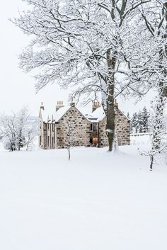 Schottland, Killiehuntly Highlands, Top Of The World, Winter Time, Farmhouse, Mountains, Wallpaper, Architecture, Places, Nature