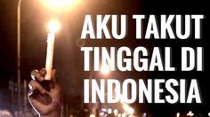 Aku Takut Tinggal di Indonesia Ini bukan tentang Ahok dan tidak pernah hanya tentang Ahok. Ini tentang kebebasan berbicara berekspresi berpendapat berkumpul dan berserikat. Shot and Edit by Fajar Reksa: http://ift.tt/2rc3Jwf Music by Fernando Faustino: https://www.youtube.com/channel/UCqS1havxvQ6Qyc6HDGY5D-A contact person: cleansoundstudio@gmail.com Twitter: https://twitter.com/Eno_Bening Instagram: http://ift.tt/2pe2aOh Facebook: http://ift.tt/2oEesSf Snapchat: eno_bening