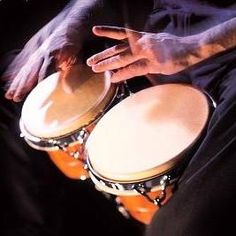 Bongos, used in folkloric, popular, and salsa from Cuba, Puerto Rico, other Latin music countries.