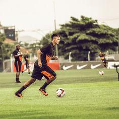 Football Training, Fall 2013, Nike