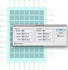 grids for illustrator