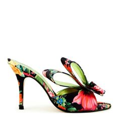 fab floral shoes (butterfly inspired)