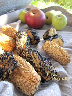 Siula Golosa: Biscotti reginella alla farina integrale e di farr...