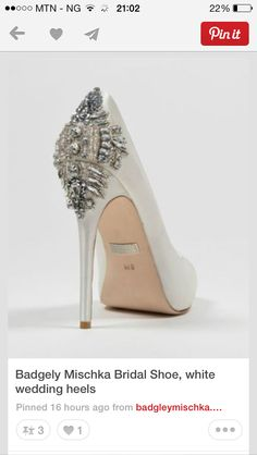 Must Have wedding shoes