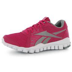 Reebok RealFlex Advance Ladies Running Shoes >> Now £40 #run #reebok