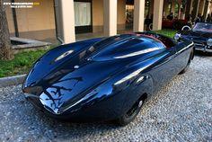 Alfa Romeo Jankovits 6C 2300 (Aerodinamica Spider)