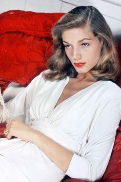 10 celebrities whose eyebrows were iconic or dare we say, on fleek: Lauren Bacall