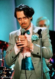 Steve Buscemi. He's people, too, Goddammit!