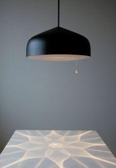 Pendant light pattern
