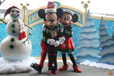 Navidad en Disneyland