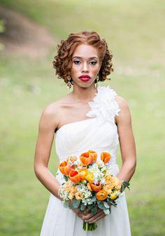 CurlsUnderstood.com: Inner Beauty Salon, GA natural hair bride