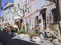 La Cadiere d'azur - Village de la côte provençale