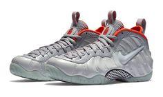 f4c86e60243d Nike Air Foamposite Platinum Pro Basketball Sneakers