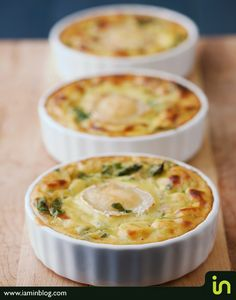 Cauliflower, ham and goat cheese quiche  Photo: Vadim Daniel