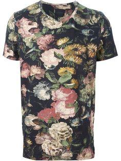 Puma Camiseta Floral - Jean Pierre Bua - Farfetch.com