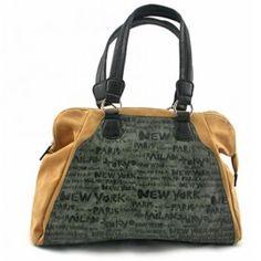 9f8975885b0 Bibiche 10 Middenbruin | Damestassen | Serlinsupershopper.nl Deze trendy tas  heeft een mooie print