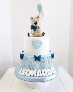 2948 best baby cakes images in 2019 bakken, fondánové dorty, Toddler Birthday Cakes, Baby Boy Birthday Cake, Novelty Birthday Cakes, First Birthday Cakes, Birthday Boys, Torta Baby Shower, Baby Shower Cakes For Boys, Baby Boy Cakes, Gateau Baby Shower Garcon