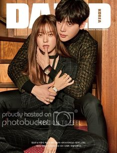 """The chemistry between Lee Jong Suk and Han Hyo Joo during their drama """"W – Two Worlds"""" must have enticed Dazed & Confused to pair them up again for their November issue and ne… Han Hyo Joo Lee Jong Suk, Lee Jong Suk Cute, Lee Jung Suk, Asian Actors, Korean Actors, Lee Jong Suk Wallpaper, W Two Worlds, Kdrama Actors, Lee Joon"""