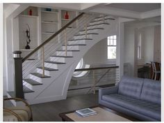 Stylish Staircases - Interior Walls Designs