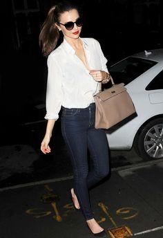 Love your look, Miranda Kerr! http://asos.to/JnRGFL