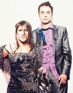 The Shamy. (Amy, Sheldon, The Big Bang Theory)