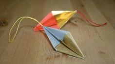 Senbazuru's origami - Easy origami foldings - YouTube
