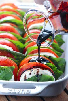 Recette salade   la salade d été, salade composee