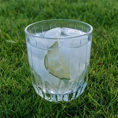 Gin + Tonic + Fresh Lime = Perfect Summer Cocktail