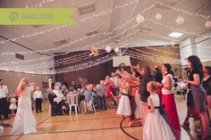 mormon wedding reception ideas | ... Photography: Jules and Rick | Reception | Wedding | LDS Cultural Hall