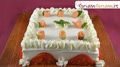 torta di tramezzini - YouTube
