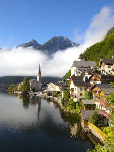 Hallstatt, Oberosterreich, Upper Austria