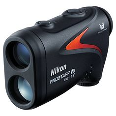 Nikon (16229) Prostaff 3I Rifle Range Finder, Black