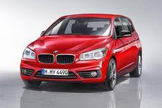 BMW plant ein neues Crossover-Modell mit Merkmalen von Van und Kombi auf Basis des 1ers.