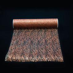 Chemin de table Glitter cuivre