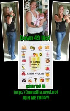 Body by vi results