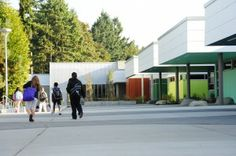 Sunnycrest Elementary in Kent, Wa / DLR Group.