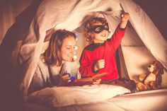 Reading Aloud to Young Children Has Benefits for Behavior and Attention - The New York Times