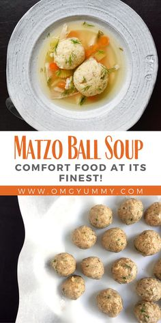 Matzo Ball Soup with Homemade Chicken Stock is a must have recipe for your Jewish Holiday table or anytime warm comforting soup is a must. This recipe includes all the make ahead options and best tips and tricks. Best Soup Recipes, Easy Homemade Recipes, Chicken Soup Recipes, Homemade Soup, Healthy Soup Recipes, Vegetable Recipes, Meal Recipes, Sweets Recipes, Chili Recipes