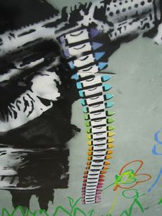 Bansky Art. Make Art Not War