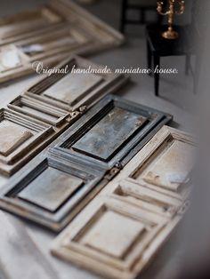 miniature * door: natural color of life ~ handmade furniture
