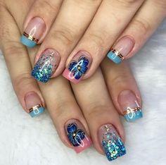 Manicure E Pedicure, Acrylic Nails, Nail Designs, Nail Art, Blog, Beauty, Medium, Fun, Easy Nails
