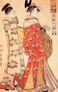 ancient kimono