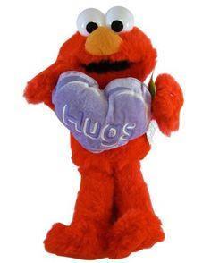 Sesame Street Toys, Sesame Street Muppets, Elmo Wallpaper, Plush Dolls, Hugs, Smurfs, Childhood, Future, Amazon