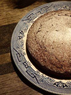 chocolate polenta cake Chocolate Dishes, Chocolate Pudding, Chocolate Recipes, Chocolate Cake, Polenta Cakes, Confectionery, Tray Bakes, Cake Recipes, Biscuits