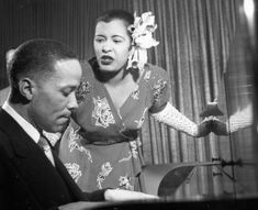 A Look Back At Billie Holiday's Ladylike Style