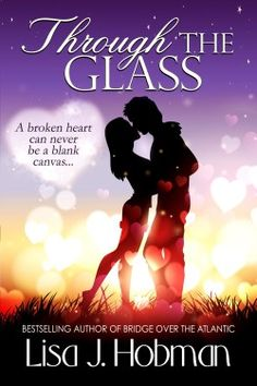 My second novel Through the Glass has a gorgeous new cover!