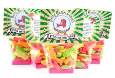 Betty Butterscotch Candy Bags by Butterscotch Beestings - gorgeous!