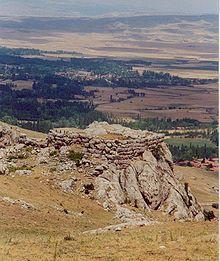 Hattusa - Wikipedia, la enciclopedia libre